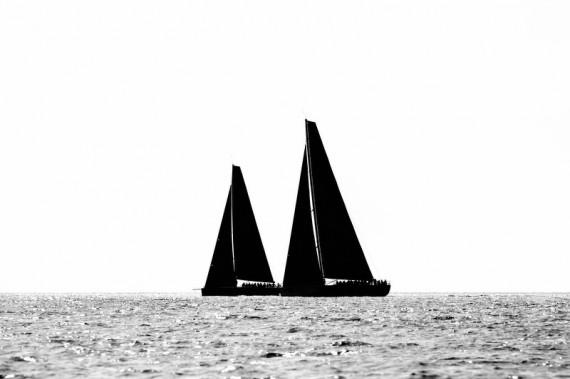 Sailing Silhouettes - Andrea Francolini