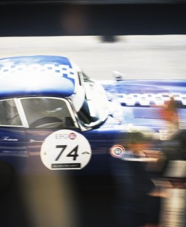 E Blue Jag - Götz Göppert