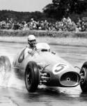 Rain tyres - LAT Archive