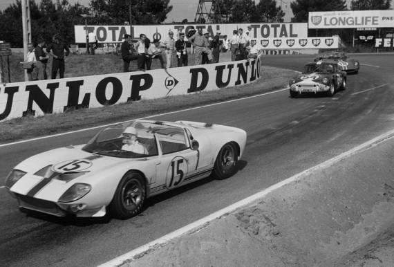 Spyder GT40 - LAT Archive