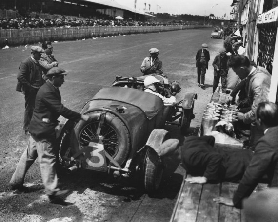 Pitstop 28 - LAT Archive