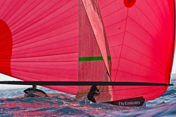 Genoa Rosso - Chris Cameron