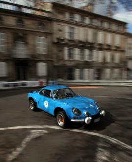 Glisse bleue - Henri Thibault