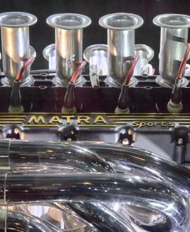 Matra V12 - Henri Thibault