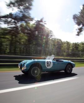 Gordini T15 - 30 - Henri Thibault