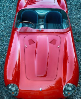 Timossi Maserati - Henri Thibault