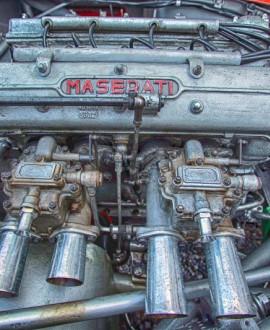Multiple Maserati - Henri Thibault