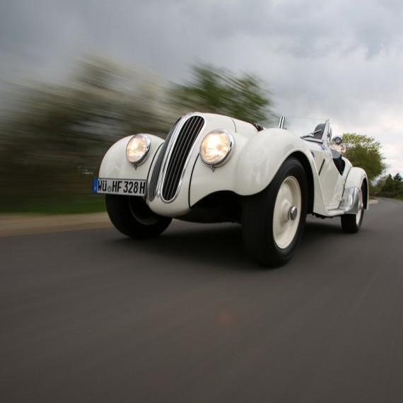 BMW 328 MM 21 - Henri Thibault