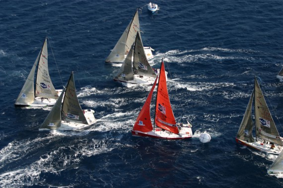 Red Sails - Jean-Marie Liot