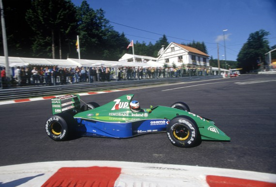 Schumi debut1 - LAT Archive