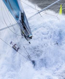 Foiler sous-marin - Jean-Marie Liot