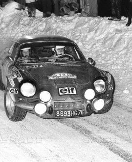 Alpine Andruet 1973 - LAT Archive