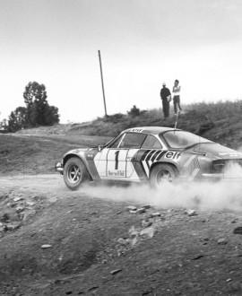 Alpine Maroc 1973 - LAT Archive