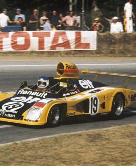 Alpine Renault A442 - LAT Archive