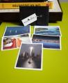 5 Postcards - Série BOAT 1