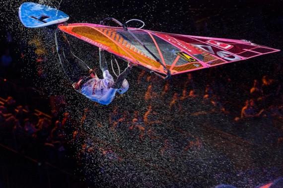 Aerial Arena - Olivier Blanchet