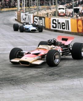 Monaco Hill 1969 - LAT Archive