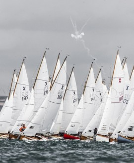 Cowes 2009 - Jean-Marie Liot