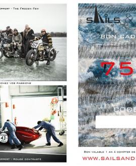 Bon Cadeau 75€ - S&R