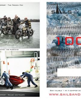 Bon Cadeau 100€ - S&R