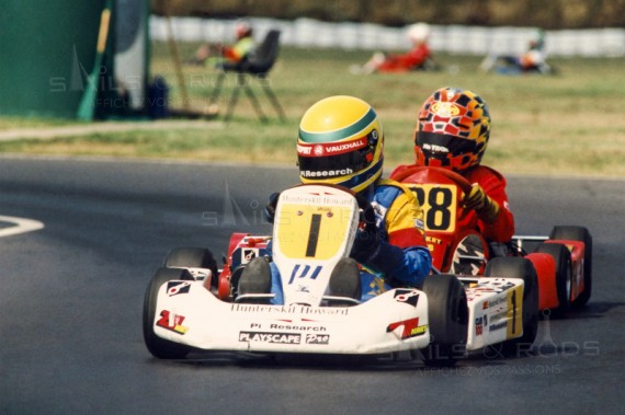 Kart Lewis - LAT Archive