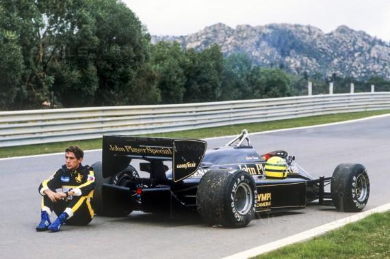 Magic Senna - LAT Archive