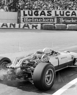 Surtees Monaco - LAT Archive