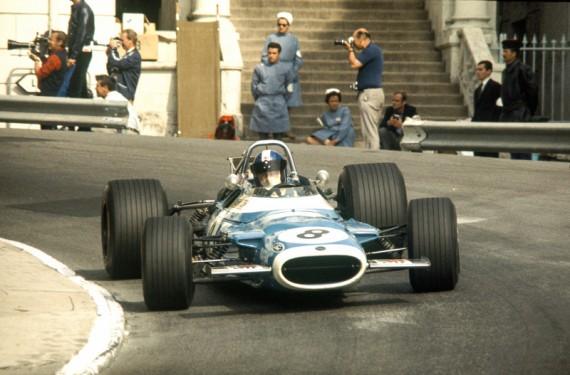 Beltoise Monaco 69 - LAT Archive