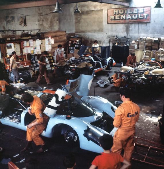 """Le Mans 70"" - Motorsport Images"